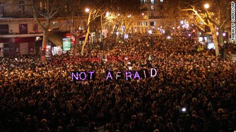 Freedom of speech is a powerful thing. #JeSuisCharlie http://t.co/ommZye8jA6