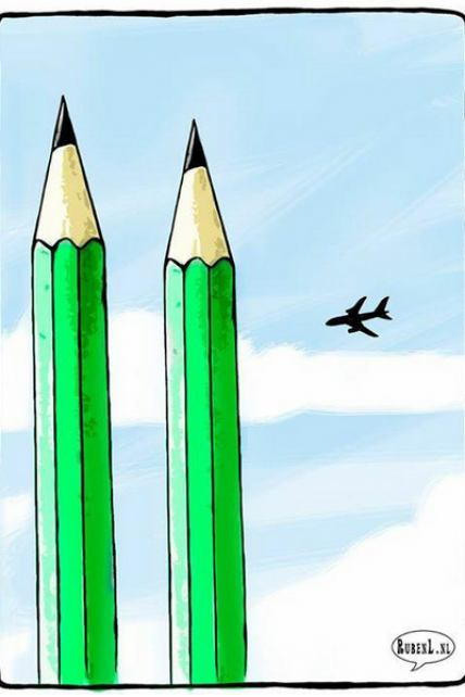 RT @Argelfire: Que imagen tan más fuerte #CharlieHebdo http://t.co/bXV6FWQKza