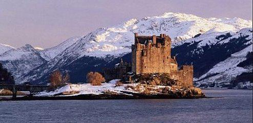 As requested, Tour Scotland photograph of James Bond Skyfall movie location on ancestry visit to Eilean Donan Castle http://t.co/ts1n0CjOMX