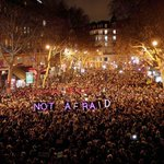 RT @adamshapiro: That is how you counter terrorism. #JeSuisCharlie