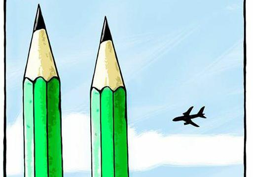 23 Heartbreaking Cartoons From Artists Responding To The #CharlieHebdo Shooting http://t.co/CpbDfrpLEY @dennis_kamoen http://t.co/2KeMKSGV64