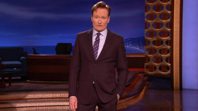 Conan O'Brien, Jon Stewart pay tribute to CharlieHebdo victims (VIDEO)