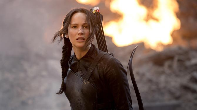 Hunger Games: Mockingjay has become the highest-grossing film of 2014 in the U.S.