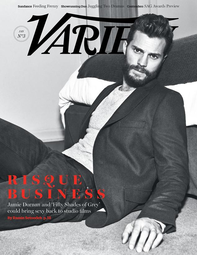 This is what happens when Jamie Dornan gets drunk with Robert Pattinson: