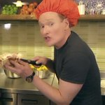 Conan went to @TacoBell HQ to make the most disgusting taco ever. http://t.co/LHITj3S5e5 http://t.co/StS2VwS7my