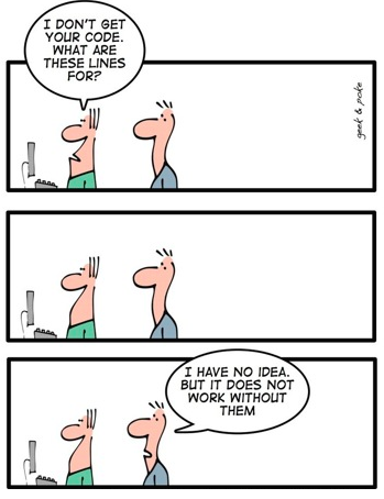 The Art of Programming (via @geekandpoke) http://t.co/h9gTjULEhh