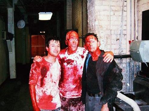 The old times... :) @LWhannell & @officialtobin #ThrowbackThursday #SAW #SAWfreaks http://t.co/8VILEA6EXZ