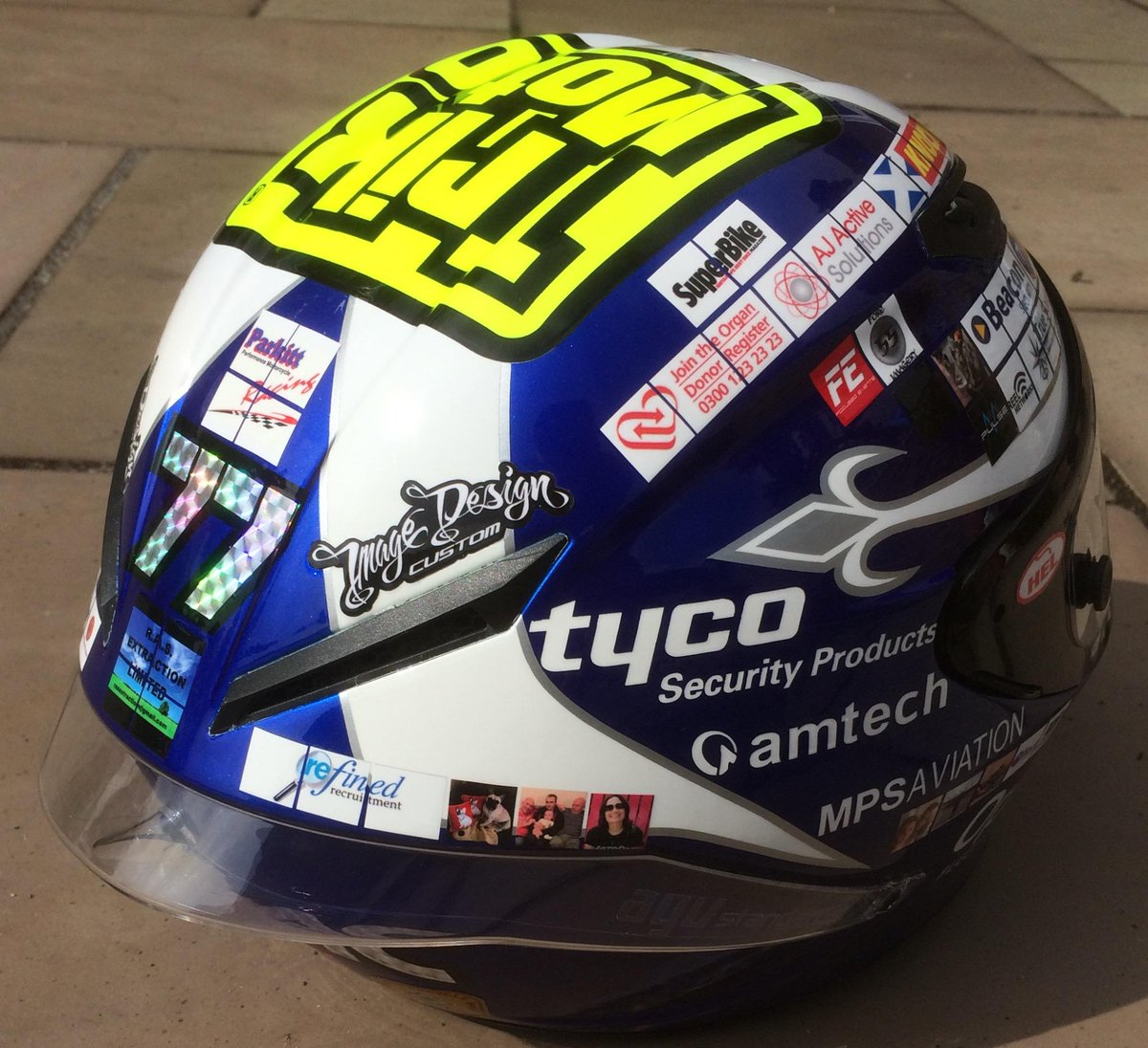 Squares on my helmet are available to purchase again for 2015! Retweet to win a freebie #FREE http://t.co/gcbcw5xvbY. http://t.co/Kr4THCYliX