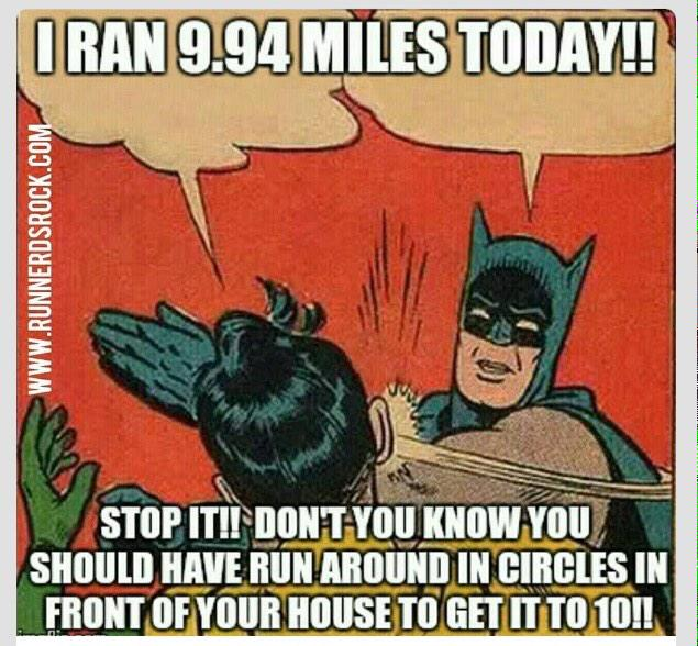 I thought I was the only crazy person. RT @vwwooten: Yes, YES. Always an even number. #runnerproblems http://t.co/Wg6JN1gQuR