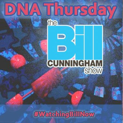 The results are in and it's DNA Thursday! Are you ready to put this chat to the test? #WatchingBillNow http://t.co/A1K64FxVOk