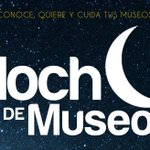 "Hoy #NochedeMuseos. Entrada gratuita, de 5 a 10 pm. http://t.co/JLz2xlEpZA"""