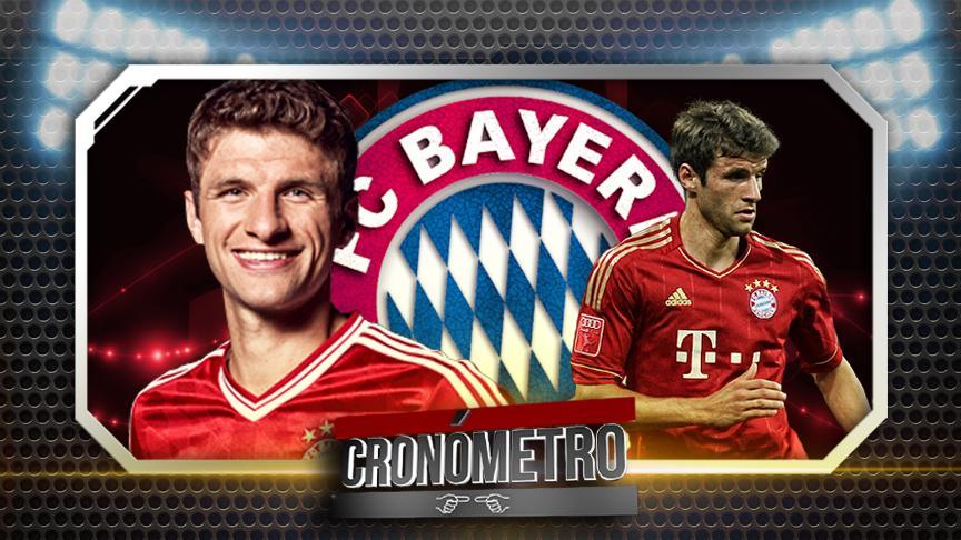 Müller dice que hay más competencia en las prácticas del @FCBayern que en los partidos de la Bundesliga. Opinen. http://t.co/BPChWMFufj