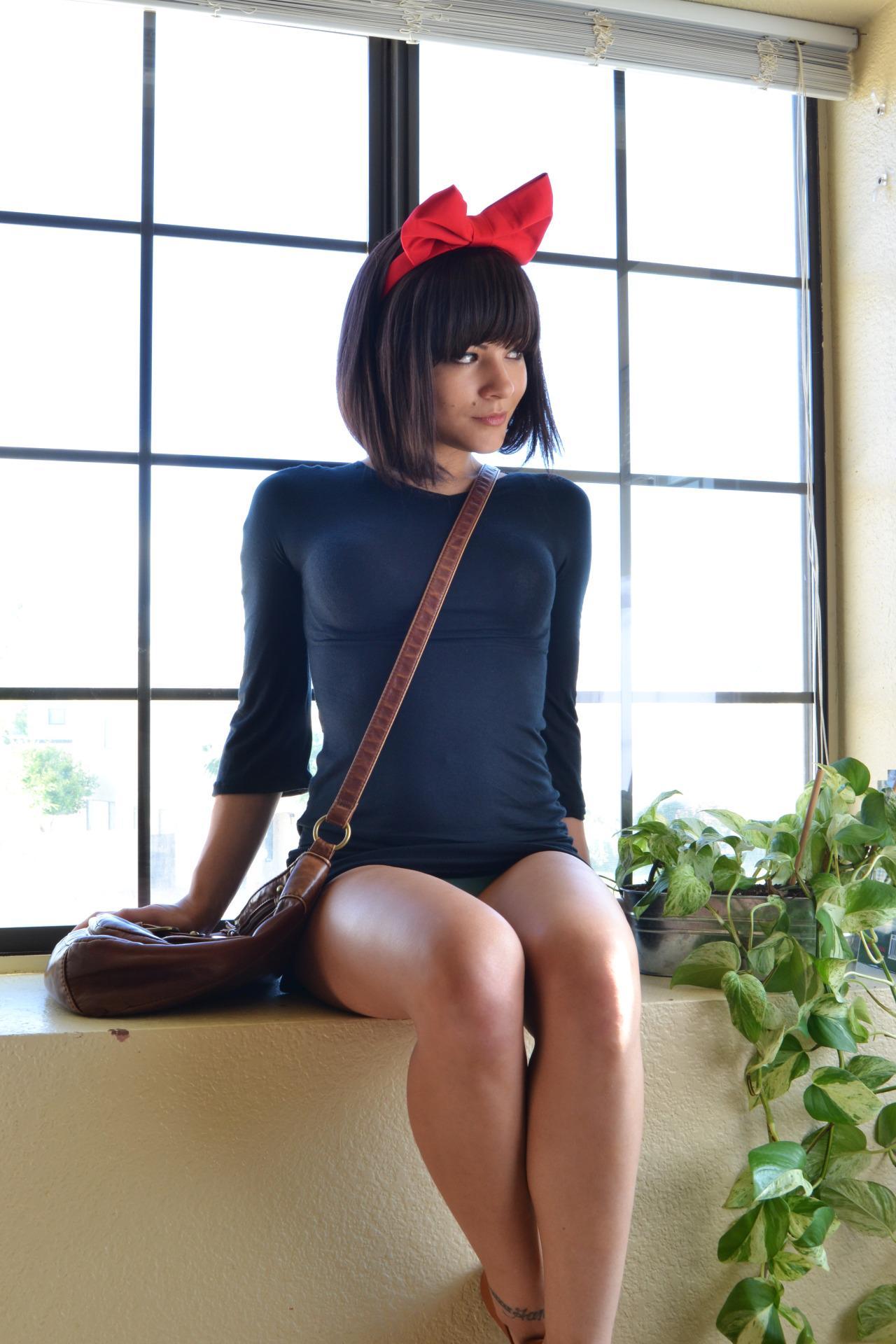 Kiki la petite sorcière Lanei BadHabit #cosplay http://t.co/S2y7nrzkt5