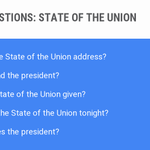 RT @googlepolitics: Here are the top questions people asked @google during tonight's #sotu:
