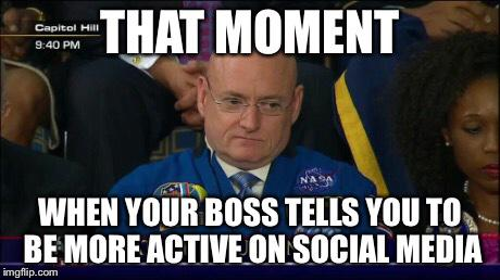 Don't know what you're talking about... RT @KyleClark: We've all been there. #sotu #9NEWS http://t.co/EPT5O4muti
