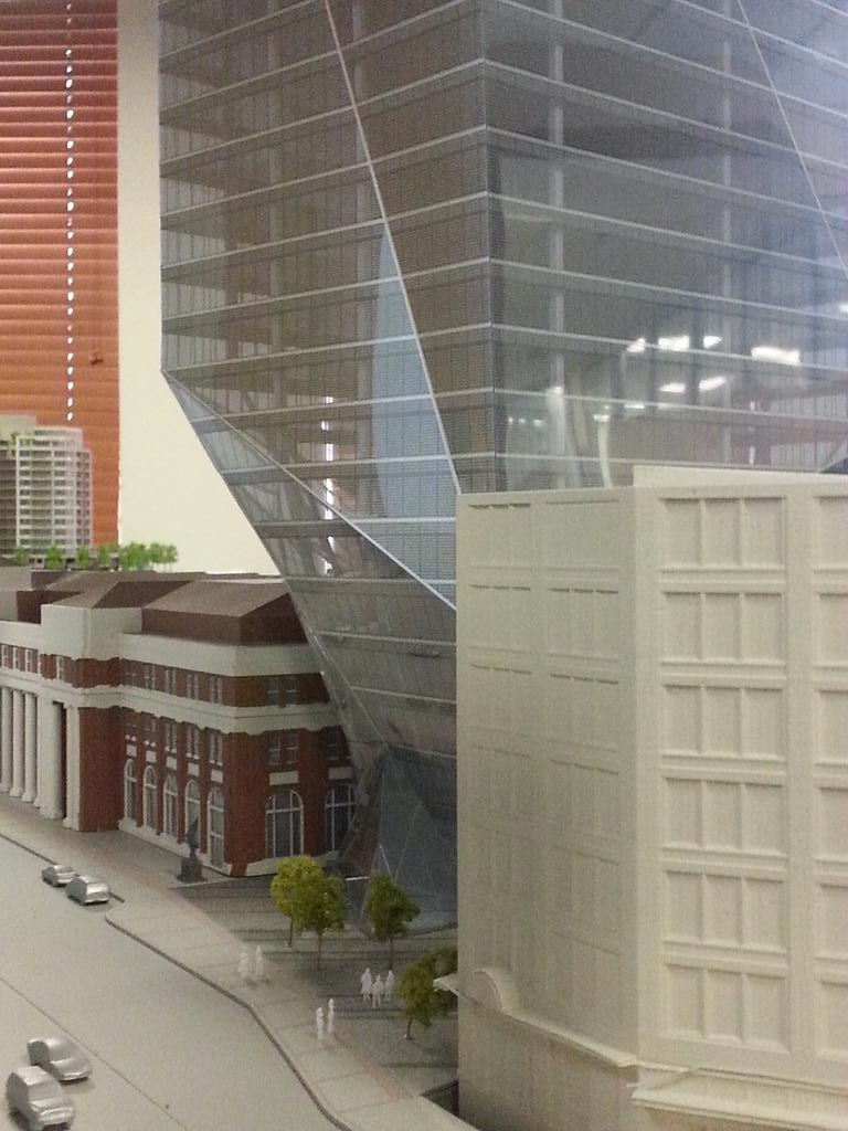 INMHO the proposed office tower next to CP Station does not belong. It does not fit. It is wrong & must be stopped! http://t.co/1TgbhXjSm8