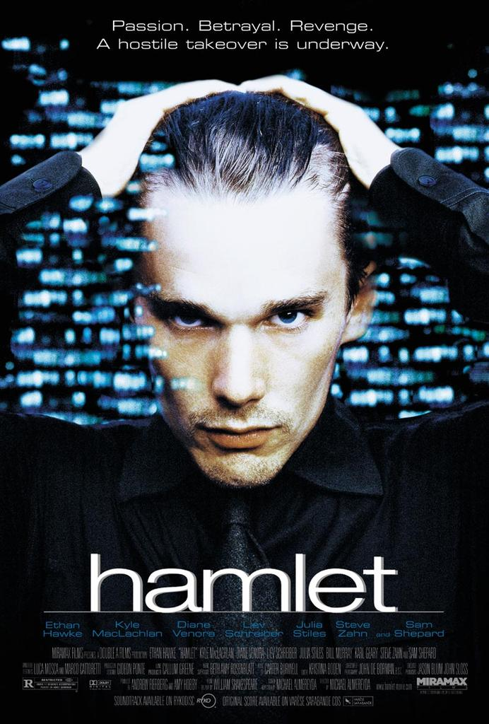 Our late-night highlight at 1.05am is a modern-day take on Hamlet, with Ethan Hawke, Kyle MacLachlan & Julia Stiles. http://t.co/AZGoWW6g47