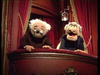 The #SOTU is more entertaining if you imagine Biden and Boehner are Statler and Waldorf. http://t.co/LbBYBKln3x