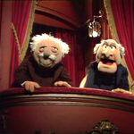 RT @edatpost: AGREED: RT @danlevythinks: The #SOTU is more entertaining if you imagine Biden and Boehner are Statler and Waldorf.
