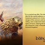 RT @BaahubaliMovie: . @RanaDaggubati about #Baahubali in conversation with The Hindu. http://t.co/YQ7Kd3NisU http://t.co/eh17u1JzuU