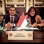 10th Session of The Parliamentary Union of OIC Member Country, Istanbul, 17-22/1/15.  http://t.co/tEDqD7rIQK ~ [Tuhan] 7