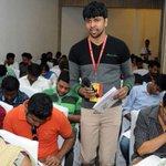 RT @HinduLitforLife: #ICYMI at #LFL2015 , #MadhanKarky's workshop on #LyricEngineering was a smash-hit. http://t.co/Zkb7cwgWrj