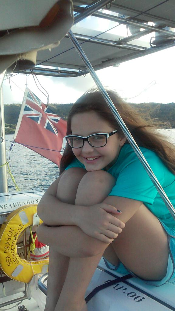 RT @bnationproject: Arriving in Samana, D.R. after our first offshore passage with Olivia #1moregeneration #panexplore #imontheboat http://t.co/9UUct2FgiP