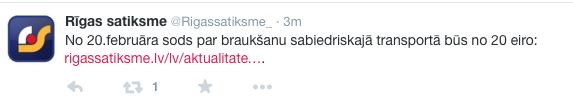 Sirsnīga kļūda @Rigassatiksme_ virsrakstā.... :D http://t.co/0nvJgbiys3