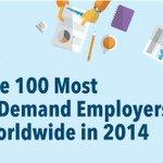 Die gefragtesten Arbeitgeber weltweit - Infographic by #LinkedIn http://t.co/Gqtxvhl2vn http://t.co/iknAVYe1pd