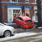 Seems its a bit icy in Meersbrook http://t.co/CJKnsqVWuR