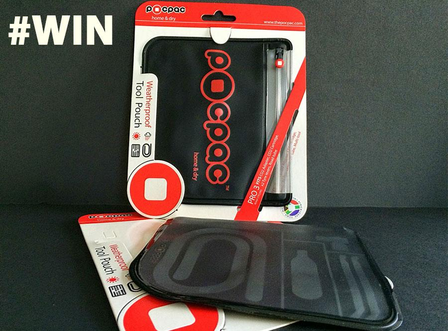 #WIN 1 of 10 #pOcpac Stealth Tool Pacs to get your valuables home & dry after each ride. RT and follow @thepocpacUK. http://t.co/U16QVbfbGu