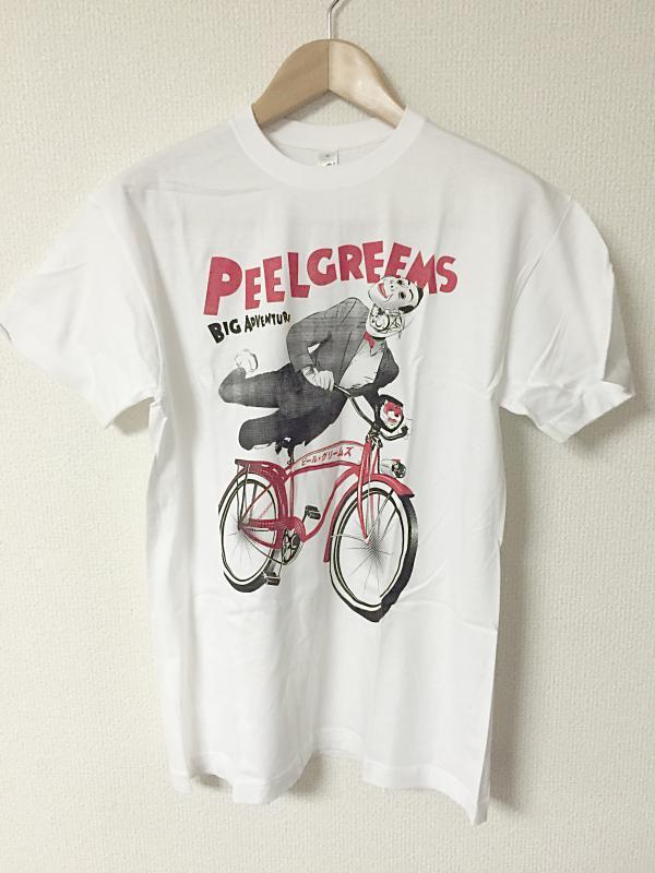 【お年玉プレゼント企画第2弾】 くるりの大ファンでありJPOPマニアのフランス人Peelgreems最新作『Big Adventure』Tシャツを限定1名様にプレゼント!ツイートをRT&フォローで応募完了。23日(金)24時〆切! http://t.co/YqYgx5Wlnw