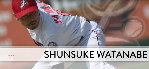 Welcome back, Shunsuke Watanabe! http://t.co/8geoe9Xvr1