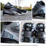 Spurs G Danny Green honored the late Stuart Scott with some pretty sweet sneakers. » http://t.co/n0DzkMK1m1
