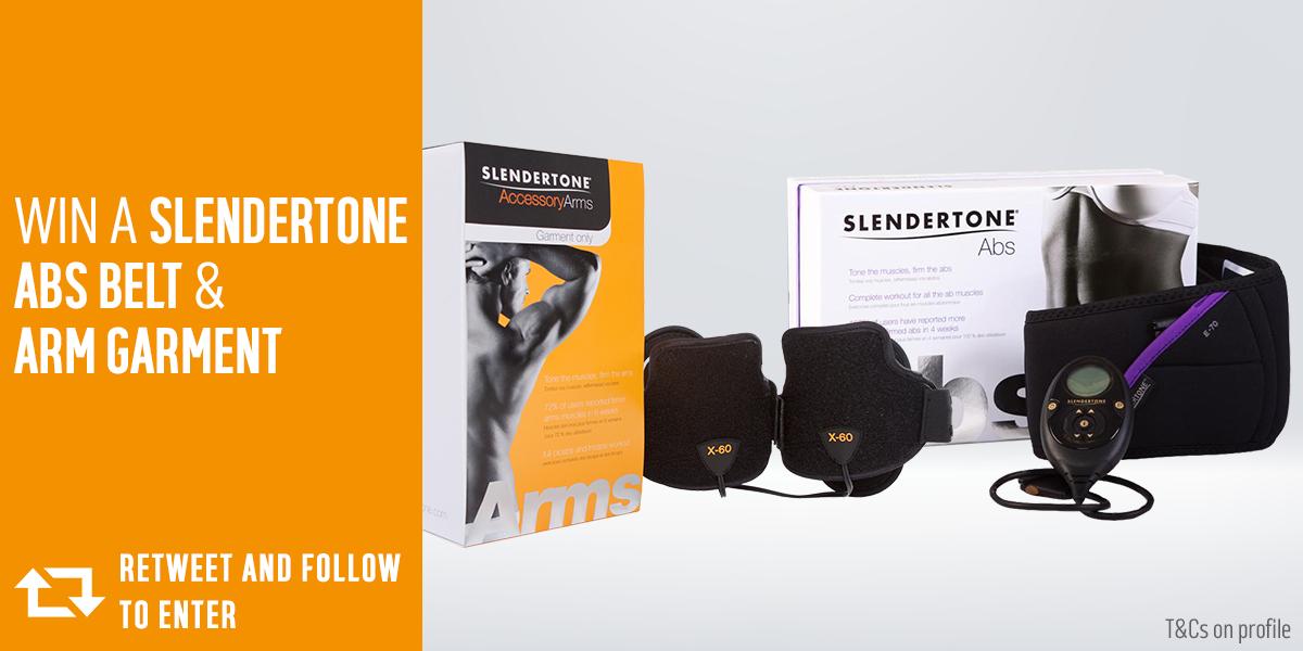#WIN a #Slendertone arm & abs bundle. Follow @Argos_Online & RT to enter! Ends 25/01 Ts & Cs: http://t.co/JWoK5Qlmmp http://t.co/40qM6T62Hk