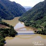 #Tabasco es el Edén de México. Foto: Cañón del Usumacinta en el municipio de Tenosique. @Turismo_Tabasco http://t.co/lGVEHEXumV