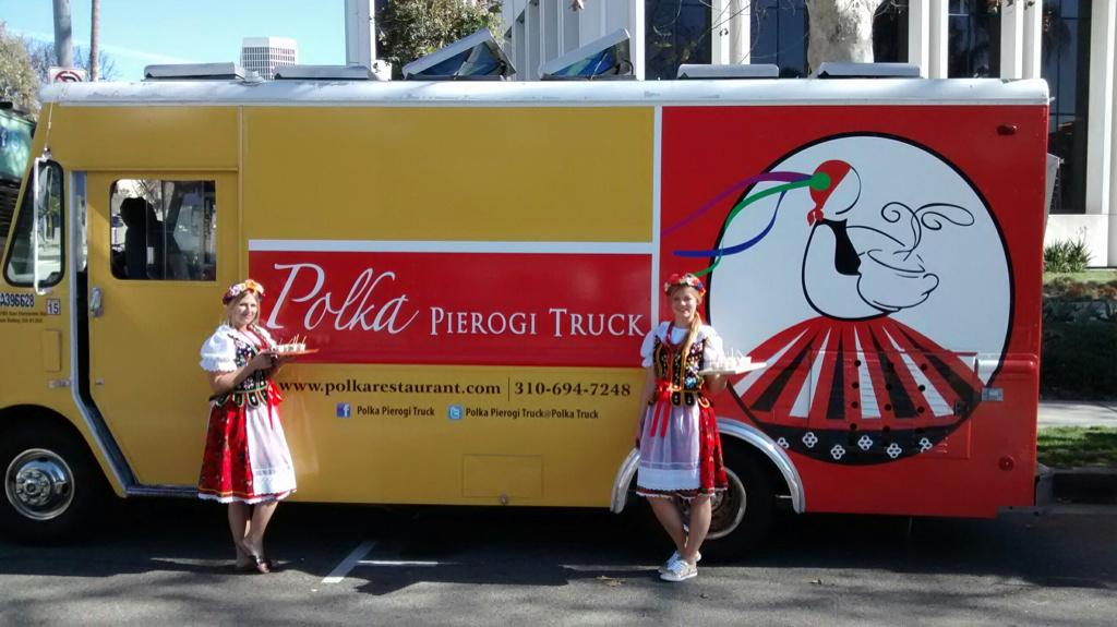 #Follow the new #Polish #GourmetFoodtrucks hitting LA streets @PolkaTruck @SausageTomski #pierogi #polishsausages http://t.co/5rt9P2OFMo