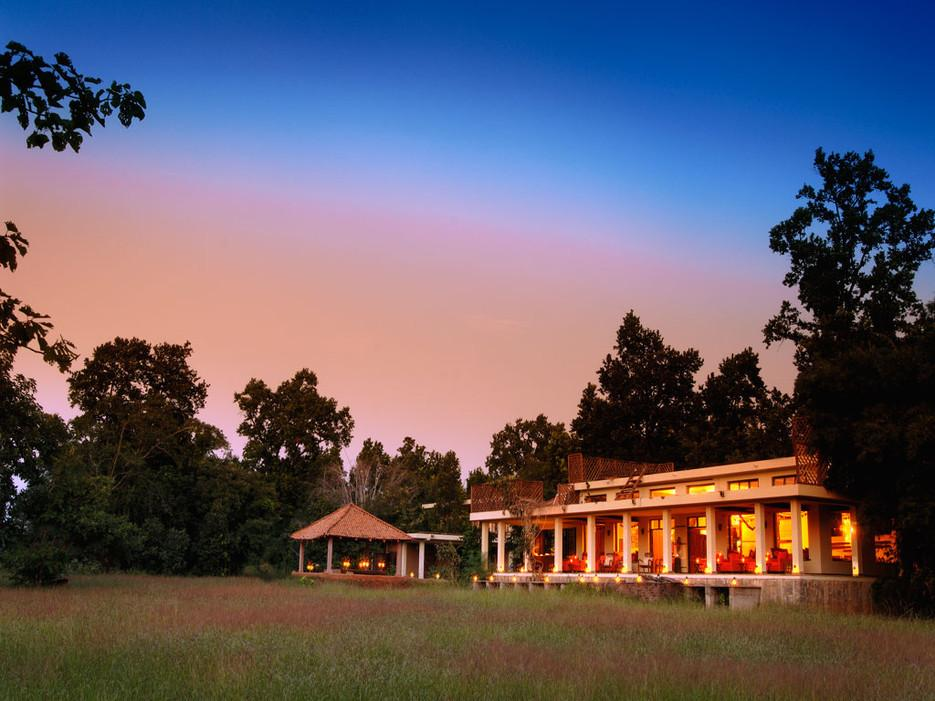 These are the best places to stay if you want to see wild tigers in India @TajHotels