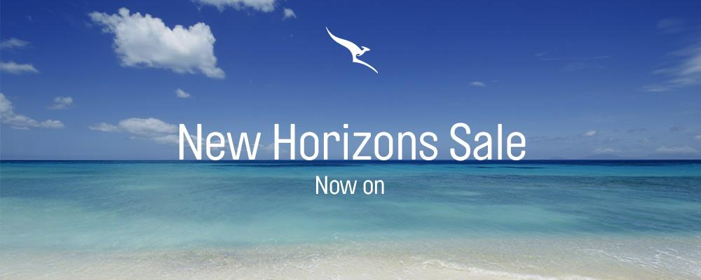 Four continents, all classes, on sale. There's never a better time to expand your horizons