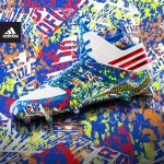 RT @adidasFballUS: Honoring the heroes who took a stand and made their voices heard.  The STAND Black History Month cleat.  #teamadidas htt…