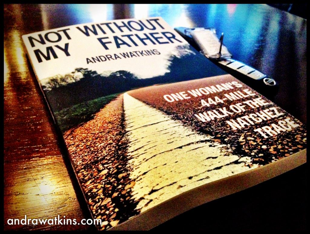 Woot! Not Without My Father is the #1 excursion guide on Amazon! Make your Memory here: http://t.co/G9I36EkqC4 http://t.co/Cz7mvwG3uP