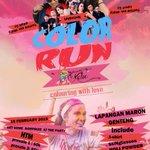 #EventBWI Run Colour 15 Februari 2015 di Lapangan Maron Genteng FOLLOW @FunBwi http://t.co/QxefBaQELf