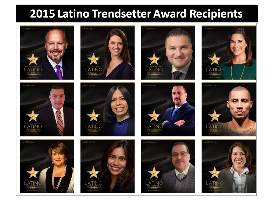 Thank you Latin Trends Magazine (@LatinTrends2010) for selecting me as one of your 2015 #Latino Trendsetters! http://t.co/7xO1nkAufi