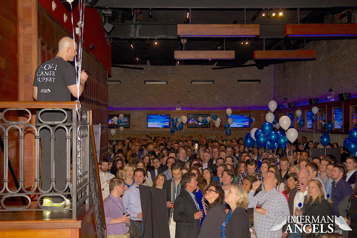 Third Annual Blue & White Party on Thur 3/5! Help us pack the place just like last year! #TBT #imermanangels #chicago http://t.co/QWIgebSpWi
