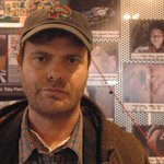 .@RainnWilson isn't afraid of a little 'Backstrom' backlash. http://t.co/6GEsmyK2oi http://t.co/c3TNlngb5A