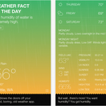 Funny or Die releases humorous weather app containing actual forecasts. Seriously. http://t.co/MZLzPWJMux http://t.co/cXH83lBC2U