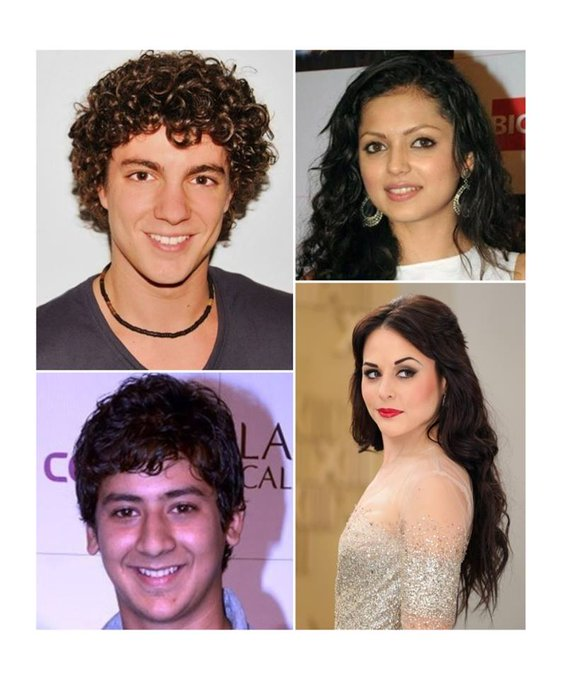 wishes Paras Arora, Drashti Dhami, Zuria Vega & Facundo Gambandé a very happy birthday
