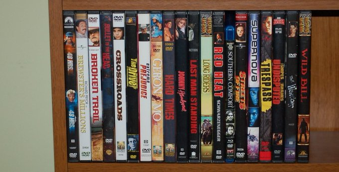 Wishing a happy birthday to another one of my favorite directors of all time: the great Walter Hill.