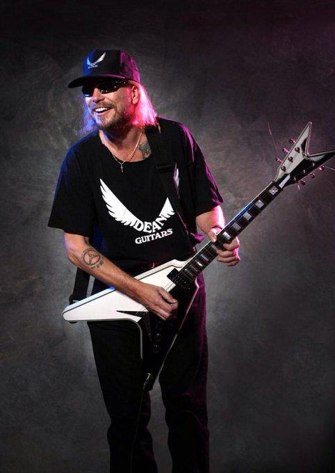Happy birthday to guitarist Michael Schenker!
