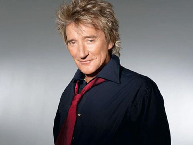 Happy Birthday from Organic Soul Singer-songwriter, Rod Stewart is 70